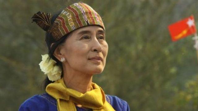 ஆங் சான் சூ சி