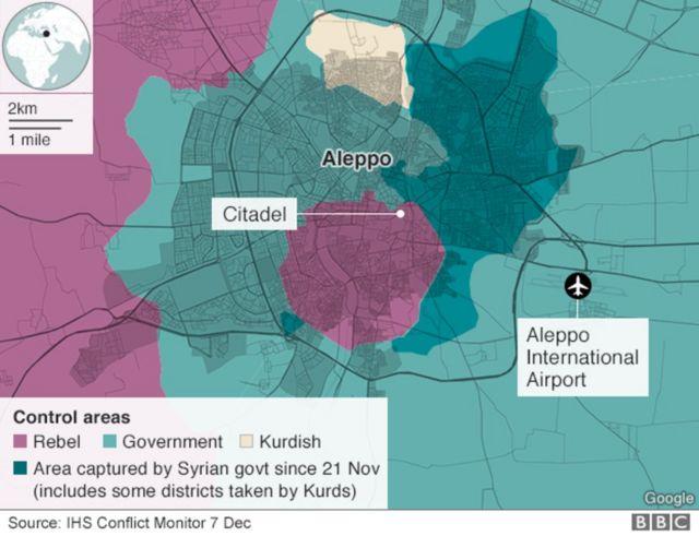 Ikarata yo muri Syria