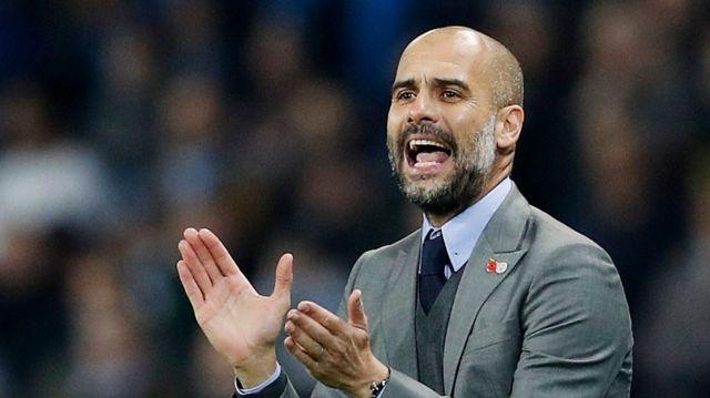 Kocha wa Barcelona Ernesto Valverde amemuelezea Pep Guardiola kama mtu aliye bora zaidi katika biashara
