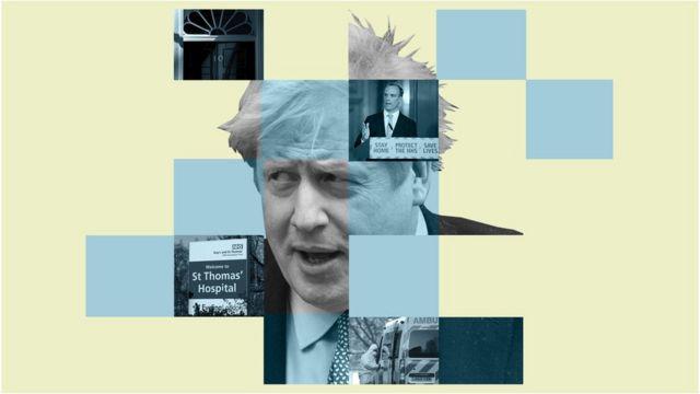 PM Boris Johnson, 25 March 2020