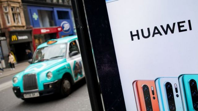 Huawei: China warns of investment blow to UK over 5G ban