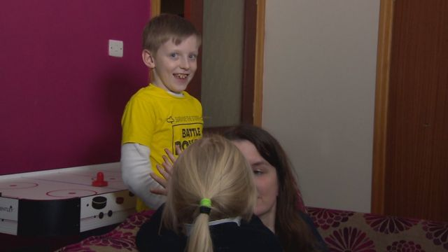 Mother's appeal after boy diagnosed with autism when he just needed antibiotics