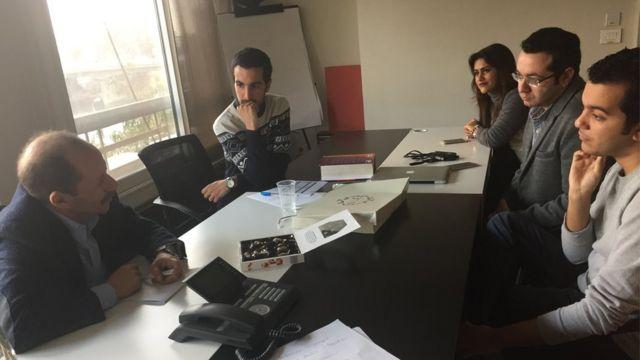 """فريق عمل برنامج """"بروح رياضية"""" وحوار مفتوح مع الكاتب الصحفي والمعلق الرياضي ياسر أيوب"""