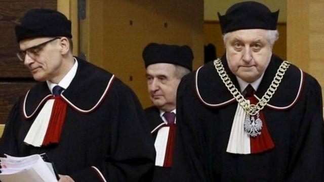 Судді Верховного суду Польщі