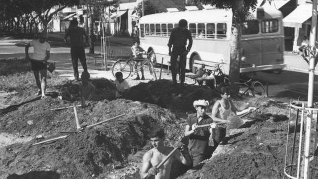 යුද්ධයට සුදානම් වන ඊශ්රායල් සාමාන්ය ජනතාව, 1967 වසර