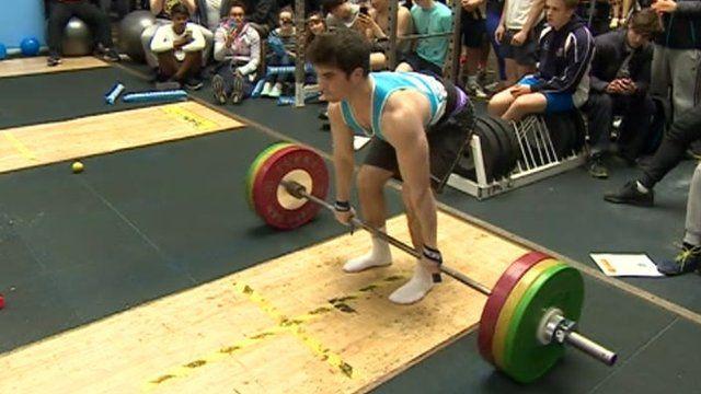 Luke Vella ready for his world record attempt
