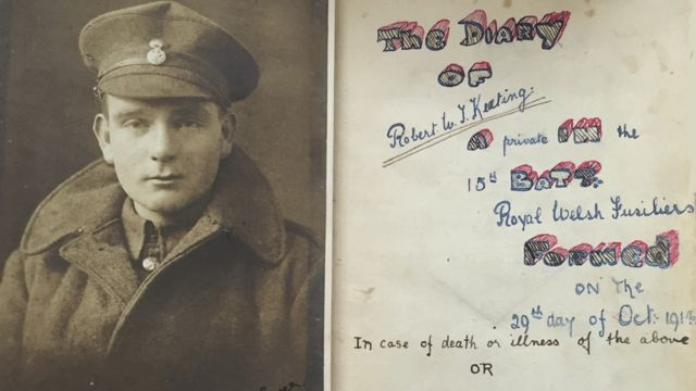 1915 WW1 diary gives account of second Christmas truce