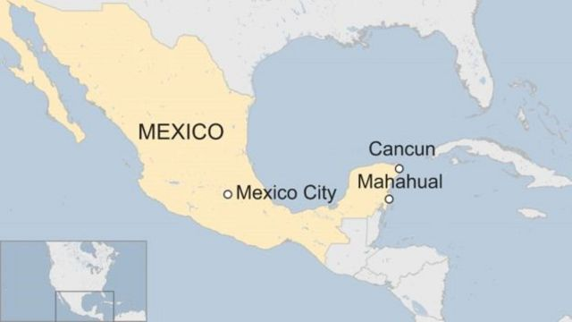 mexique,mexico,accident,bus,touristes