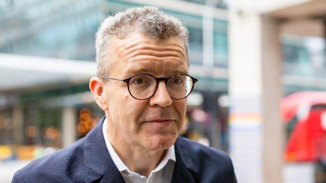 Carl Beech: Tom Watson says he held meeting 'to reassure him'