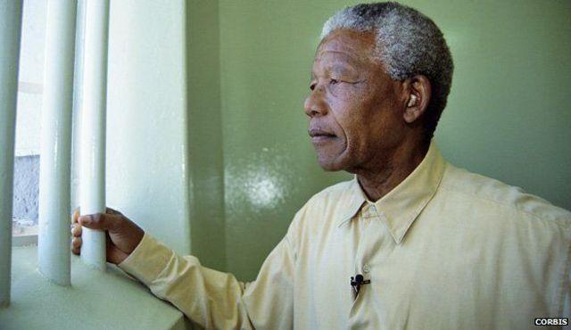 Mandela yapfunzwe imyaka 27 imbere yuko arekugwa
