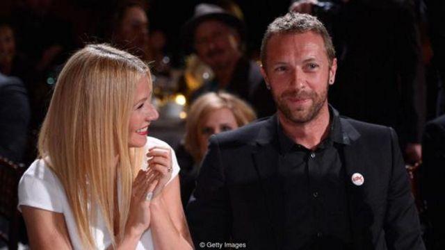 Chris Martin və Gwyneth Paltrow
