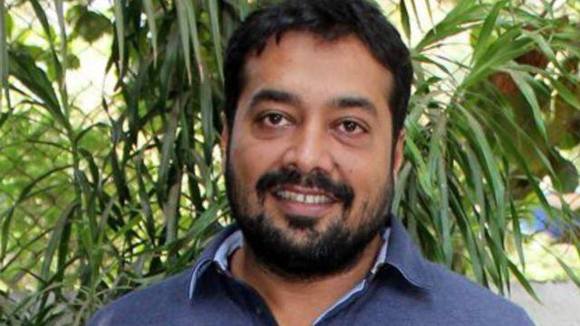 फ़िल्म निर्माता-निर्देशक अनुराग कश्यप.