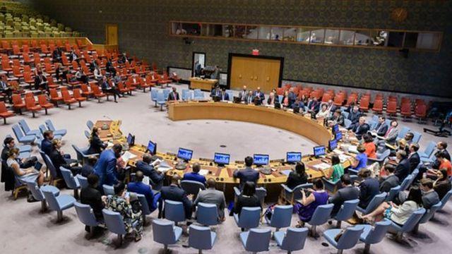 လုံခြုံရေးကောင်စီမှာ မြန်မာ့အရေး ဆွေးနွေးဖို့ အဖွဲ့ဝင်နိုင်ငံ ၉ နိုင်ငံတောင်းဆို