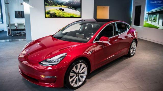 تسلا سال آینده مدل ۳ را به بازار اروپا عرضه خواهد کرد