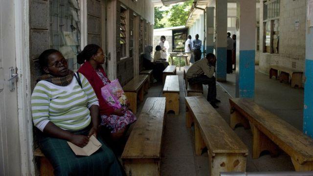 Health services don enter full-stop for Kenya sake of di Nurses strike