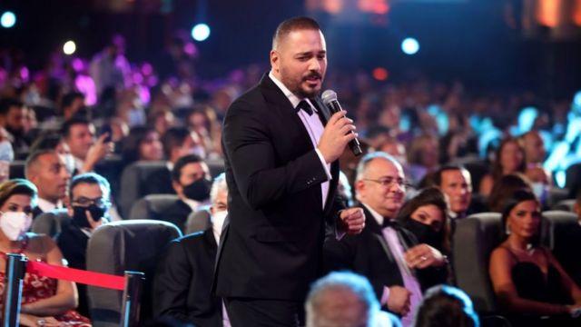 فيروس كورونا: إصابة نشوى مصطفى وبسمة وفنانين آخرين في مصر شاركوا في مهرجان الجونة السينمائي