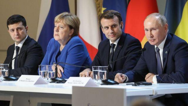 Нормандский саммит, 2019 год