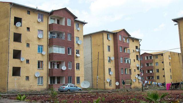Storey buildings