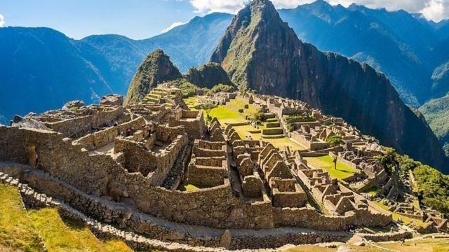 ৫০০ বছর আগের মাচু পিচু শহর