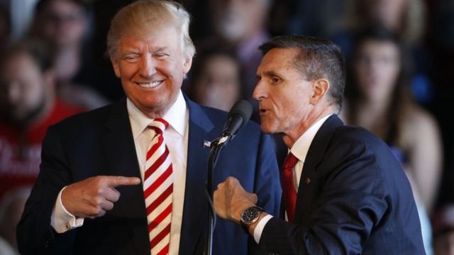 Michael Flynn və Trump