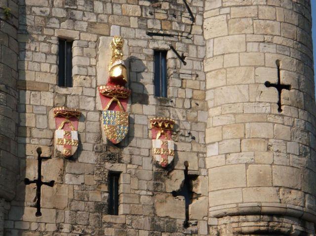 Ворота Миклгейт в Йорке