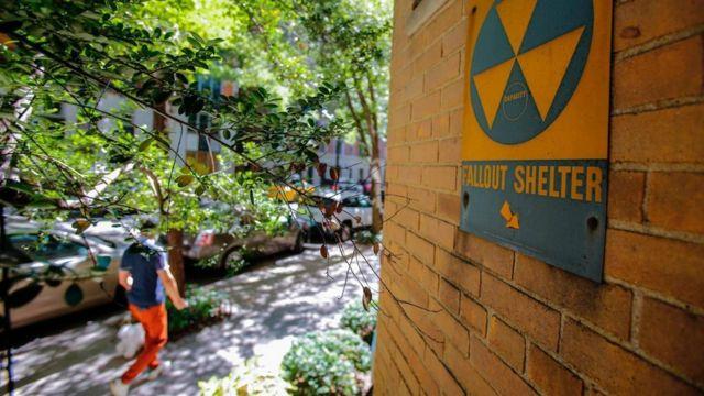 核辐射避难所