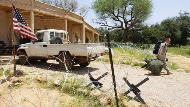 L'armée américaine depuis 2005 organise des manœuvres militaires à l'intention des forces armées des pays africains