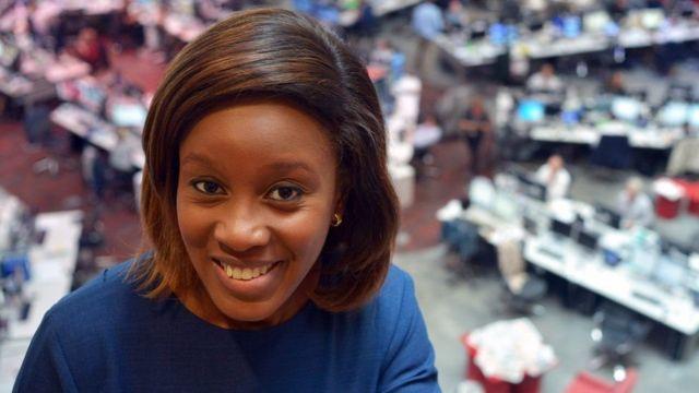 Didi Akinyelure yatsindiye ako gashimwe mu 2016, avuga ko BBC yahinduye ubuzima bwiwe