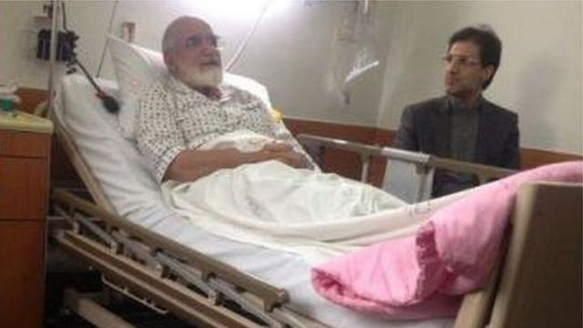 مهدی کروبی طی بیش از شش سالی که در حصر خانگی است، شش بار تحت عمل جراحی قرار گرفته است