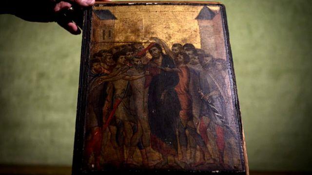 İsa'yla alay tablosu