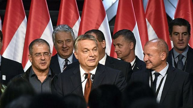 Hungary PM claims EU migrant quota referendum victory
