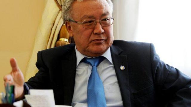 академик Абдыганы Эркебаев