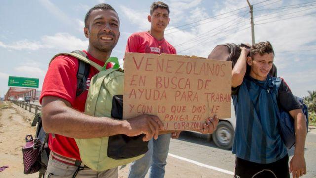Los inmigrantes buscan integrarse rápidamente en el mercado de trabajo.