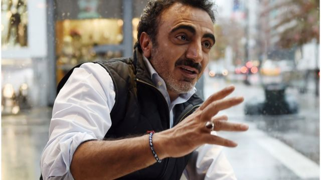 Chobani yoghurt boss gives 10% of his shares to workers
