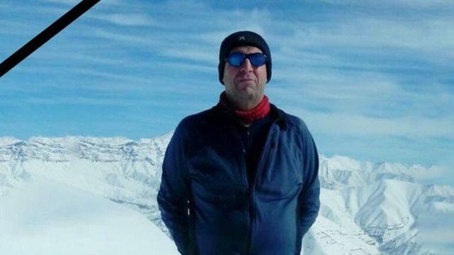 یحیی انصاری یکی از کوهنوردانی که در کلکچال جان باخته است