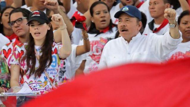 Estados Unidos sanciona asesores de Daniel Ortega