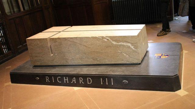 Могила Ричарда III