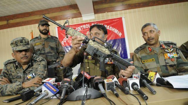 कश्मीरी पुलिस