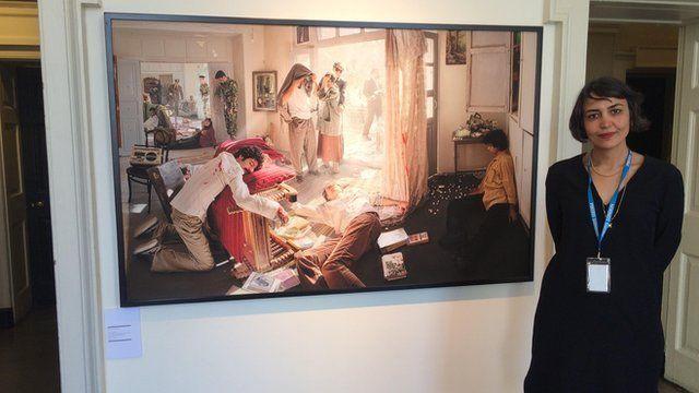 حمله ساواک به خانه تیمی چریکهای فدائی خلق و کشته شدن حمید اشرف