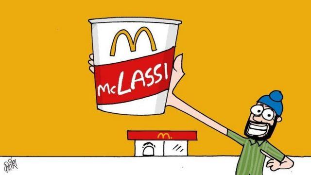 McDonald's, India