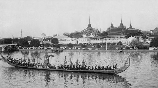Rhama VI., König von Siam (1910-1925)