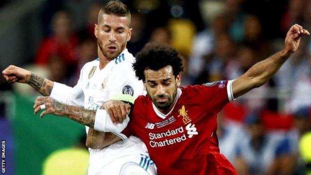 Ramos: Sikuwa na nia ya kumuumiza Mo Salah