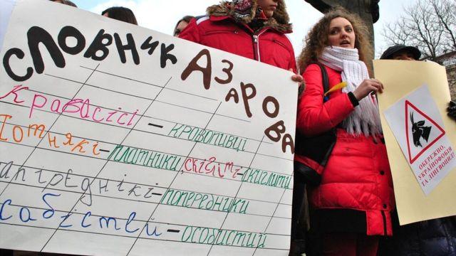 словарь Азарова