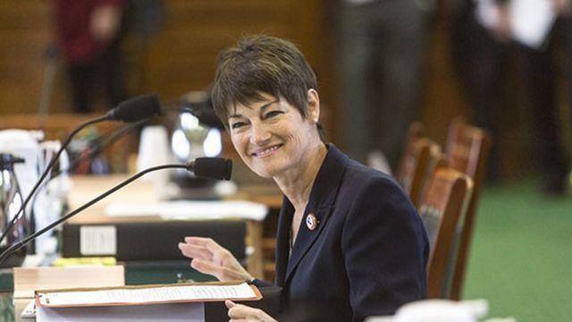 Texas Senator Campbell