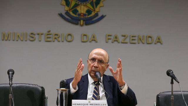 Temer afirma que é a melhor opção para combater a crise, a partir de propostas de Meirelles