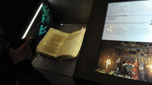 Documentos de los archivos secretos expuestos al público