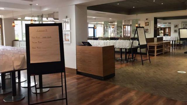 Hotel para quarentena obrigatória no Reino Unido