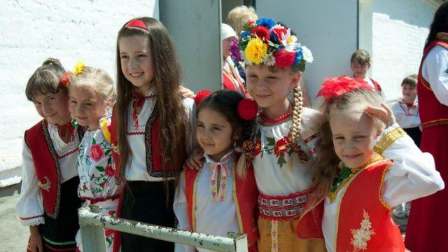 Болгарская диаспора в с. Ботьево, Запорожская область