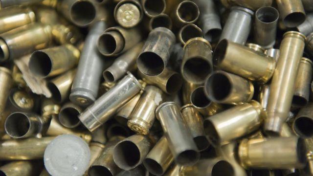 Cápsulas de balas