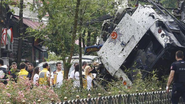 взрыв в июне в Анкаре